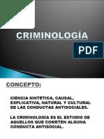 CRIMINOLOGÍA+INTRODUCCIÓN
