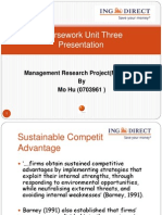 Management Research a