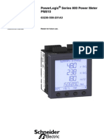 PM 800 Ref Address