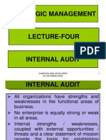 Stg Mgm Lec-04 Internal Audit
