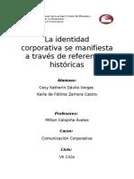 La Identidad Corporativa PAPER
