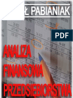 Analiza Finansowa Przedsiebiorstwa Fragmenty