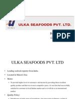 Ulka Sea Food