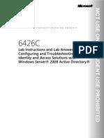 6426CD-ENU-LabManual