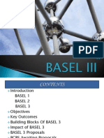 BASEL 111 AND