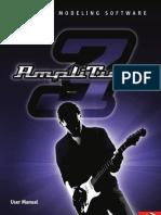AmpliTube 3 User Manual