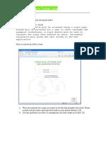 Specimen Software Tester Exam Template
