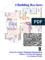 Copy of Model Building Bye-laws _ Town and Country Planning ion _ MoUD _ 2004