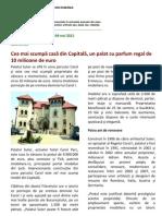 Revista Presei 24 Aprilie - 4 Mai 2012