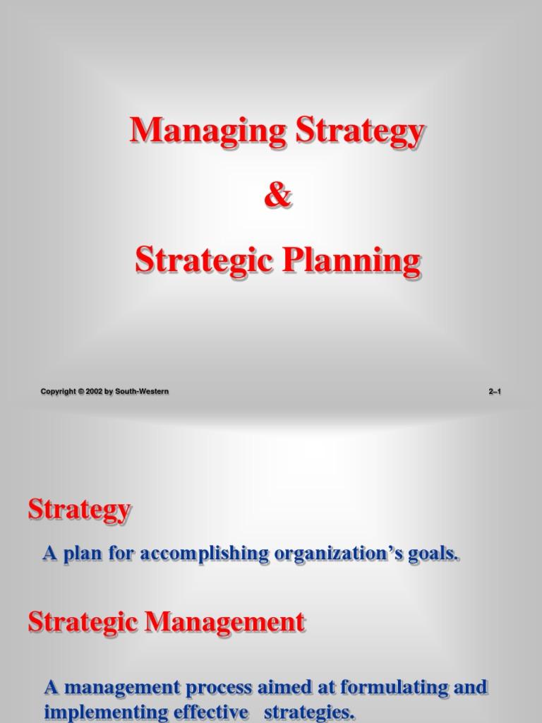 11 Strategy Ppt Strategic Management Swot Analysis