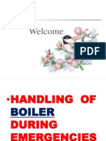 Boiler Emergancy