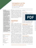 Anticoagulants and the Perioperative Period