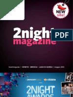 2night Maggio 2012 - Veneto