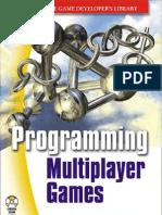 Programming Multi Player Games