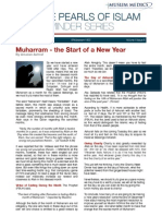 The Pearls of Islam Reminder Series 4.6 - Muharran The Start of a New Year