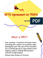 Wto - Lecture 9 - Trips