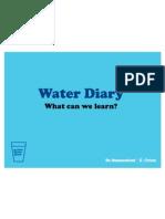 WaterDiaryPpoint