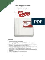 Manual FP400