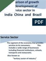 BGE India China Brazil