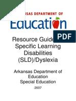 Dyslexia Guide April 30