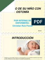 CUIDADO DE ENFERMERIA OSTOMIAS