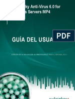 Kaspersky Anti-Virus 6.0 Guia Del Usuario