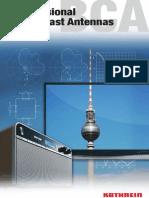 Professional Broadcast Antennas