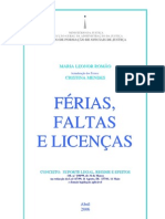 FFLMaio2006 faltas ferias licenças