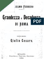 Grandezza e Decadenza di Roma 2