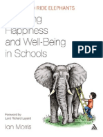Teaching Happiness and Wellbeing in the Schools