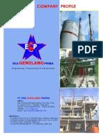 Company Profile Pt Egp-#6