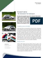Peugeot 208R2