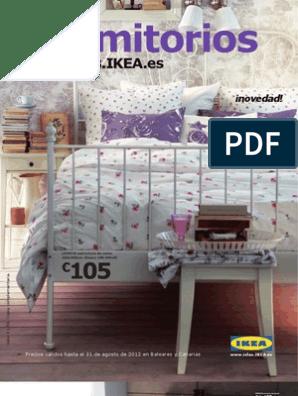Catalogo Ikea Dormitorios 2012 Dormitorio Colchón