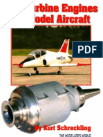 Kurt Schreckling - Gas Turbine Engines for Model Aircraft