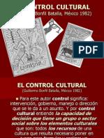 Control Cultural