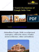 Places to Visit During Golden Triangle India Tour
