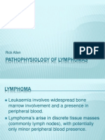 Pa Tho Physiology of Lymphomas