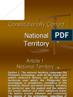 Constitutionally Correct