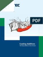Coating Additives 2012