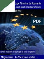 Newsletter5-GLFR-Grande Loge Feminine de Roumanie