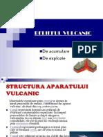 Relieful vulcanic