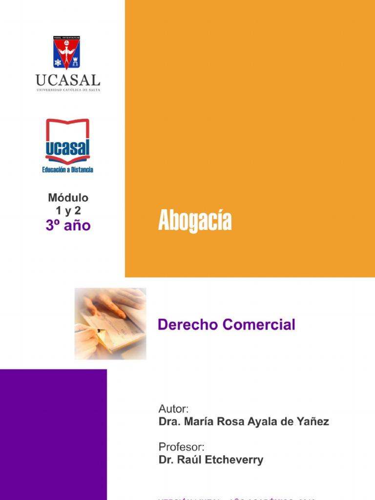 Modulo 1 y 2 - 2012 d.comercial