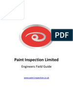 Paint Inspection Limited Surface Preparation Standards
