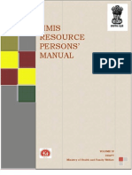 HMIS Resource Persons Manual
