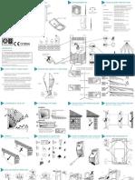TEXECOM Prestige MR Installation Manual
