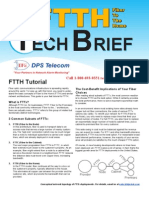 Ftth Tech Brief