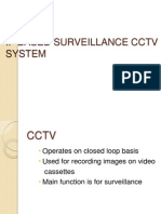 Ip Based Cctv for Security Surveillance