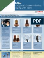 Bosch Tipps Lambda Son Den Fehlererkennung