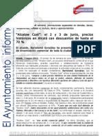 DESARROLLO ECONÓMICO Alcalow Cost