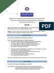 Programa de la I Conferencia Internacional de la Asociación Internacional de Derecho Procesal